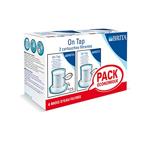 BRITA Pack de 2 cartouches pour système On Tap