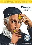 L'Avare - FLAMMARION - 15/06/2016