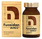 Best Fucoidans - NatureMedic Fucoidan AHCC Brown Seaweed Immunity Supplement Review