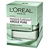 L'oréal Paris, Maschera Viso purificante e opacizzante, all'argilla/All'Eucalipto 50 ml
