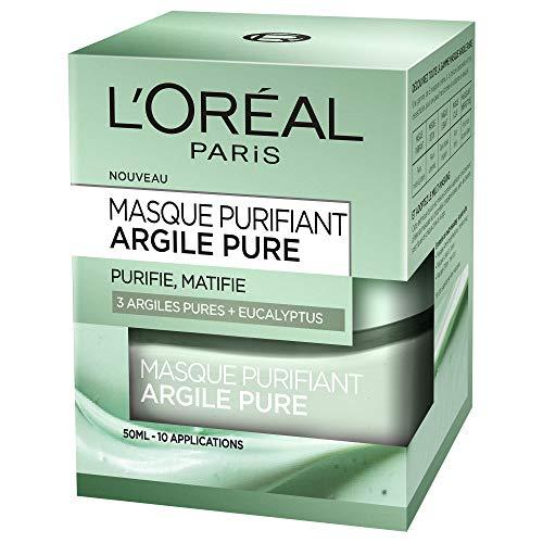 L'Oréal Paris – Masque Purifiant Pour Le...