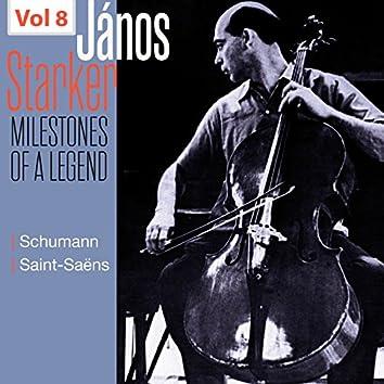 Milestones of a Legend - Janos Starker, Vol. 8