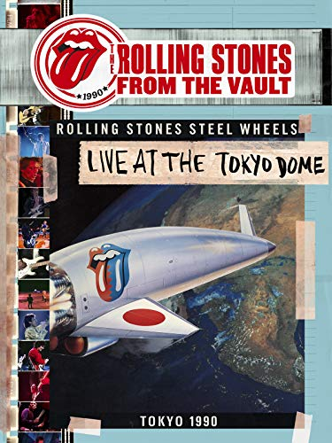 The Rolling Stones - From The Vault: Tokyo Dome 1990