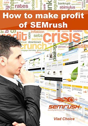 SEMrush: How to make profit of SEMrush?