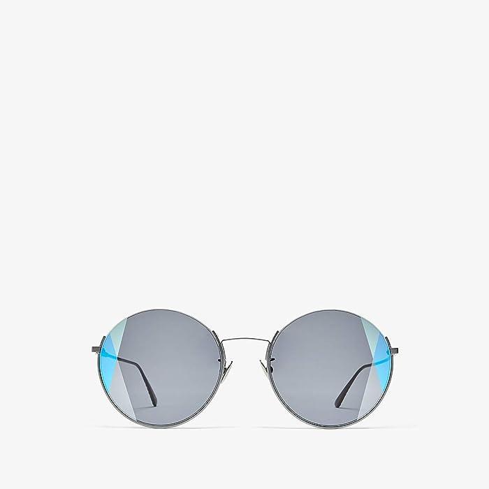 Bottega Veneta  BV0246S (Rutenium) Fashion Sunglasses