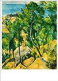 Kunstkarte Paul Cézanne