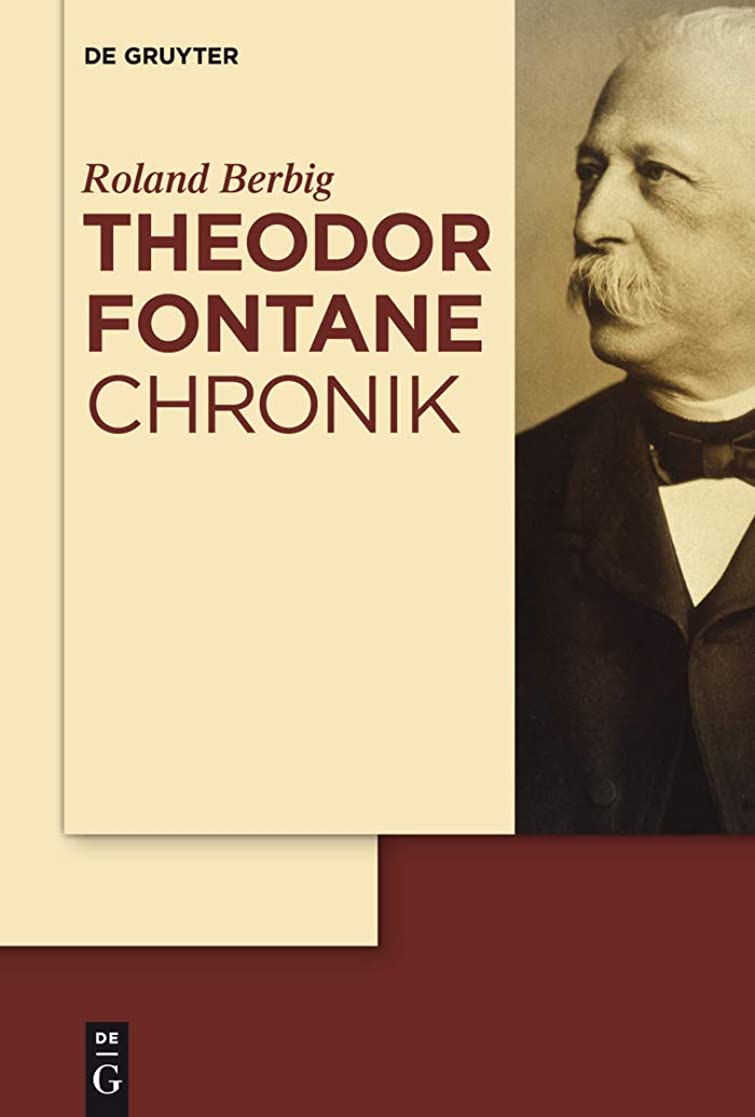 飲み込む明るくする週間Theodor Fontane Chronik (German Edition)