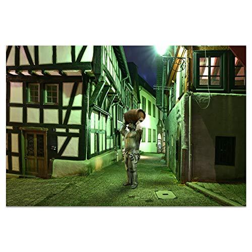 Ansichtkaarten +++ DIN A6 LIMBURG motief: Friedrich van Hattstein I stadtehoeken I Hoogwaardige kaarten I Leven & Momenten Grappig I Ansichtkaarten Postcrossing I Geschenk I Geschenkidee