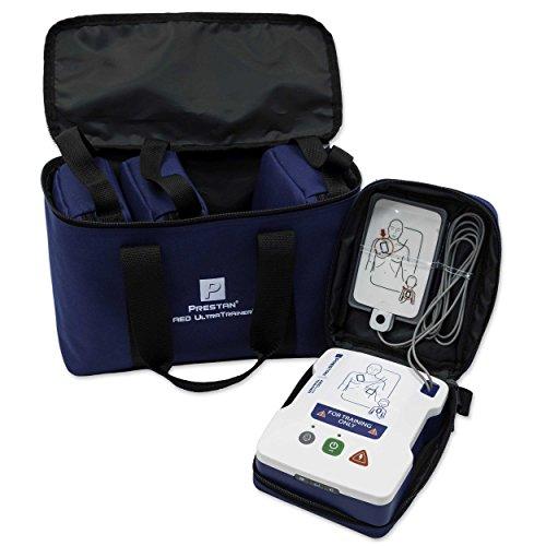Prestan AED UltraTrainer - English/Spanish - 4-Pack