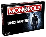 Uncharted Monopoly Board Game