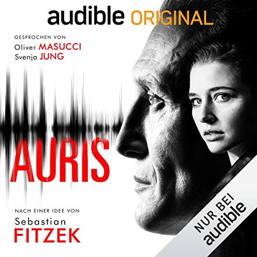 Auris audiobook cover art