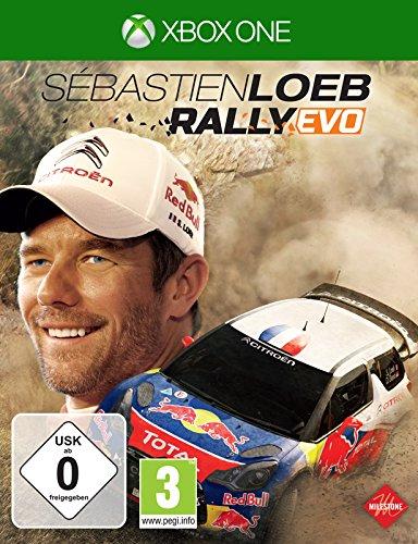 Namco Bandai Games Sébastien Loeb Rally Evo Xbox One Basic Xbox One videogioco
