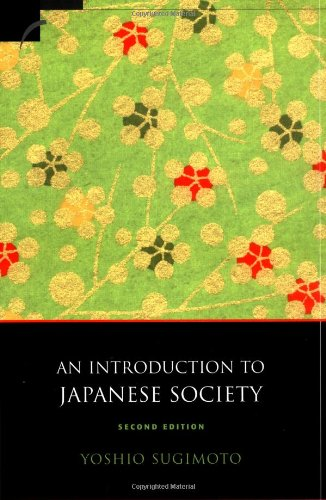 An Introduction to Japanese Society, Second Edition