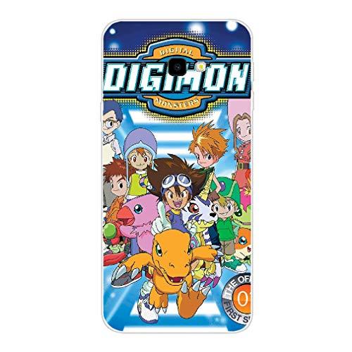 BEEFUN Digimon e UMA Copia do Pokemon Clear TPU Case Phone Cover For Funda Samsung Galaxy S9 Plus Picture V17