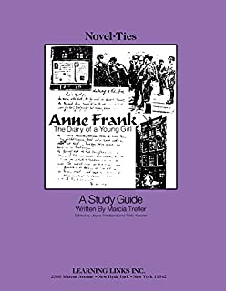 Anne Frank: Diary of a Young Girl: Novel-Ties Study Guide