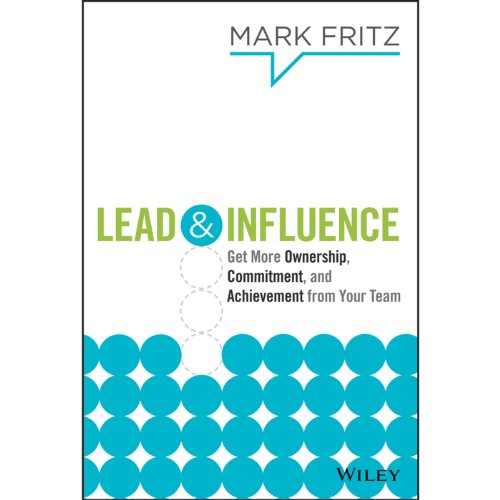 Lead and Influence audiobook cover art