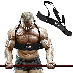professional DEFY Heavy Duty Arm Blaster Biceps  Triceps Training Perfect Biceps Isolator and Muscle Building…