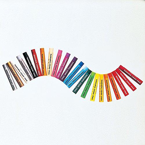 サクラクレパス『クレパス太巻50色セット(104049)』