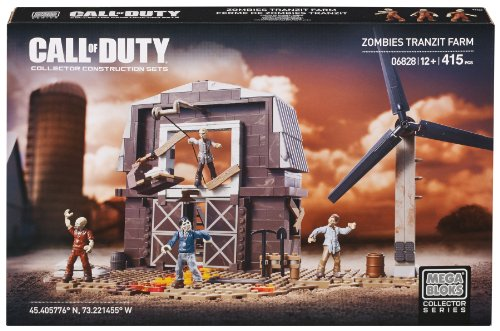Mega Bloks 06828U - Call of Duty Zombies Tranzit Farm House