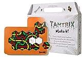 Tantrix Match-Puzzle táctico de Lege, Color fichas Negras. (Quecke 53005)