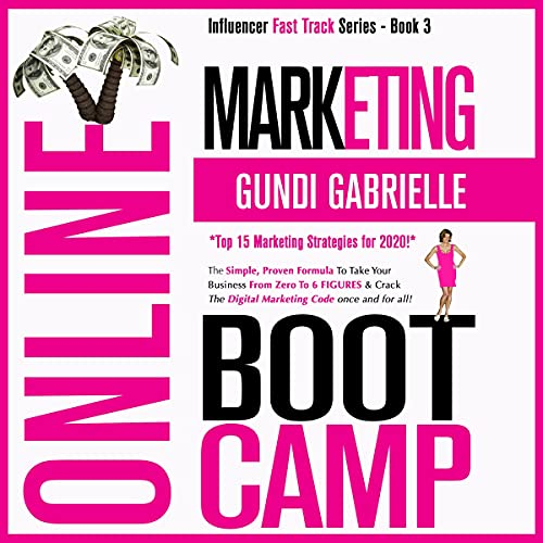 Online Marketing Boot Camp cover art