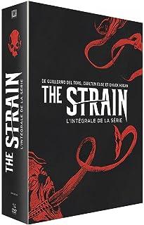 The Strain - Intégrale des Saisons 1 à 4 [Francia]