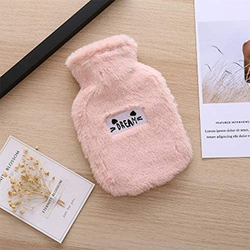 Hot Water Bag 500ml Bottle Warme Plush with Latest item Hand Max 89% OFF Cover