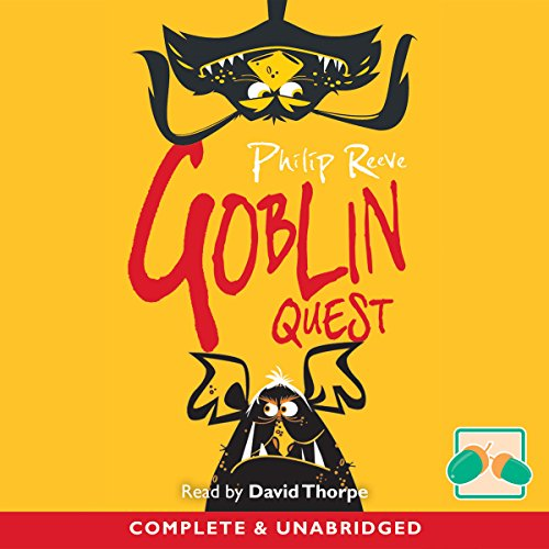 Goblin Quest audiobook cover art