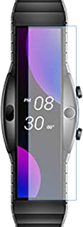 Razab1 1PCS Explosion-proof Clear Pet Screen Protection Film Full Coverage Clear Ultra Thin Cover For Nubia α Watch