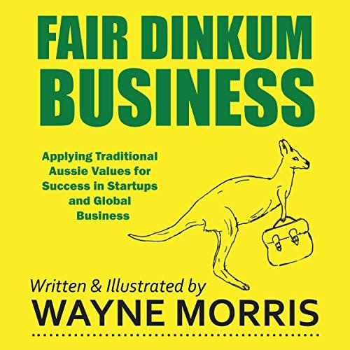 Page de couverture de Fair Dinkum Business