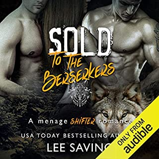 Sold to the Berserkers audiobook cover art
