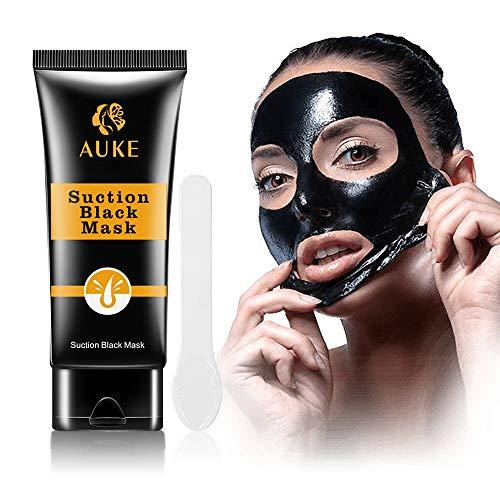 Blackhead Remover Mask, Blackhead Peel Off Mask, Black Face Mask, Charcoal Deep Cleaning Face Mask...