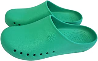 Natural Uniforms M&M Scrubs Men Comfort Slip Resistant Non Marking Sole Nursing Clog