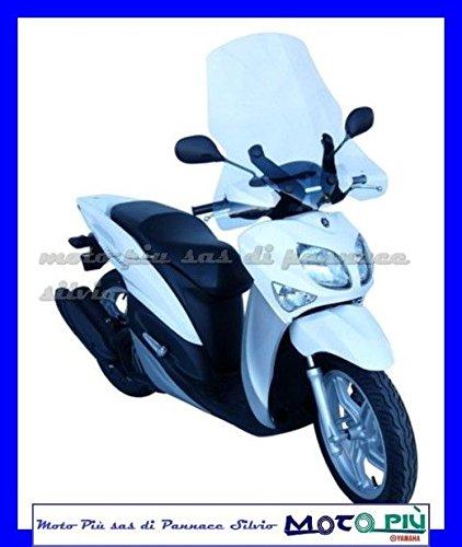 Pare-Brise Pare-Brise Haut Transparent f. Forge pour Yamaha Xenter 125 – 150 2012 – 16