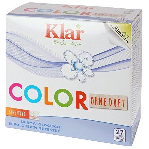 Klar Bio Basis Compact Color Pulver (1 x 1,38 kg)