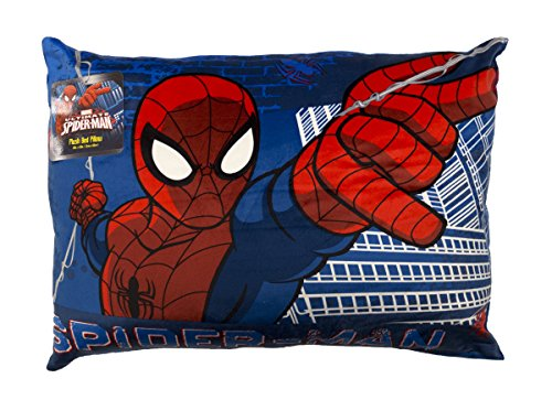 Marvel Spiderman Standard Size 20' x 26' Bed Pillow
