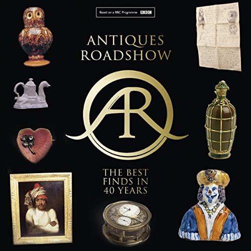 Antiques Roadshow     40 Years of Great Finds              By:                                                                                                                                 Paul Atterbury,                                                                                        Marc Allum                               Narrated by:                                                                                                                                 Paul Atterbury,                                                                                        Marc Allum                      Length: 5 hrs and 34 mins     3 ratings     Overall 4.3