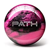 Pyramid Path Bowling Ball (Pink/Black, 8LB)
