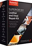 Superior Leather and Vinyl Repair and Restoration Kit - DIY...