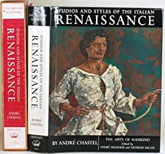 Studios and styles of the Italian Renaissance (The Arts of mankind)