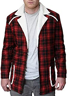 deadpool plaid jacket