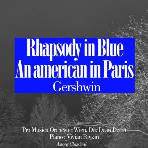 Pro Musica Orchester Wien, Dean Dixon & Vivian Rivkin