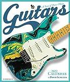 Guitars Wall Calendar 2022
