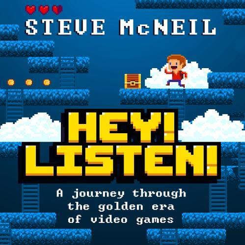 Hey! Listen! cover art