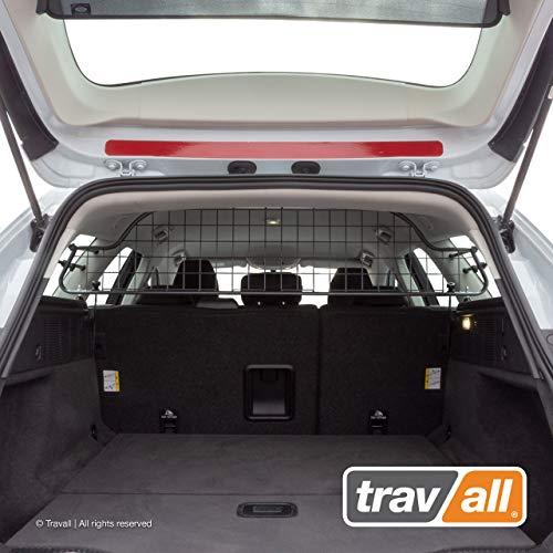 Travall Guard Hundegitter Kompatibel mit Ford Mondeo Turnier (Ab 2014) TDG1480 - Maßgeschneidertes Trenngitter in Original Qualität