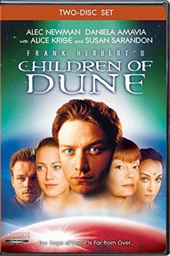 Frank Herbert's Children of Dune: Sci-Fi TV Miniseries (Two-Disc DVD Set)