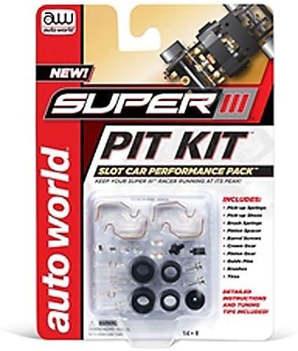 ahorra hasta un 50% Super III Pit Kit by Round 2 2 2  precios mas bajos