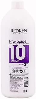 Redken Pro-Oxide Cream Developer - 10 Volume 3% Cream
