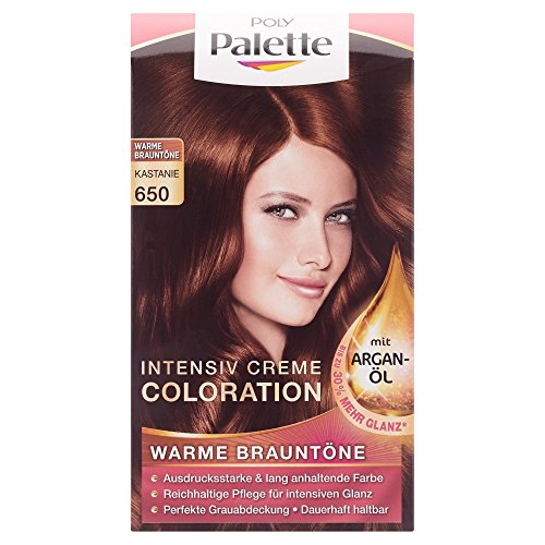 Poly Palette Coloration Stufe 3, 650 Kastanie, 115 ml