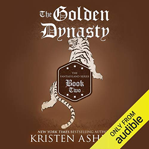 The Golden Dynasty  By  cover art
